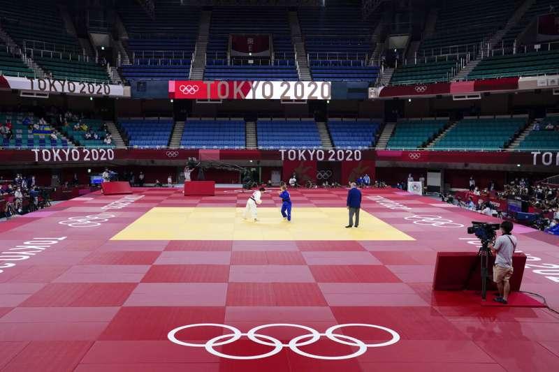 2020東京奧運,主辦國日本在柔道項目已拿下六面金牌。(AP)