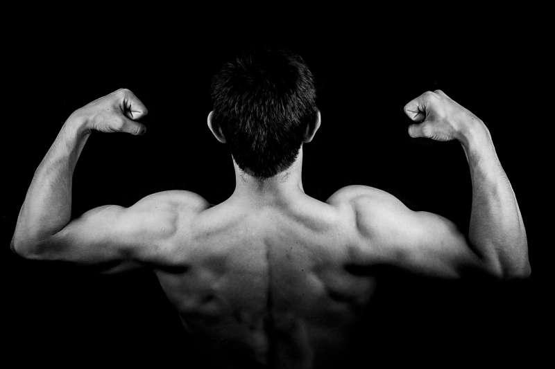 肌肉能儲存免疫系統需要的蛋白質及分泌免疫相關細胞激素,當肌肉流失時,免疫力就會下降。(圖/pixabay)