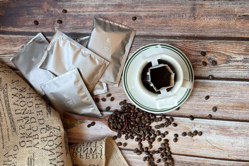 《飲咖啡者,事竟成》Where there is coffee, there is a way. (圖/私.咖啡)