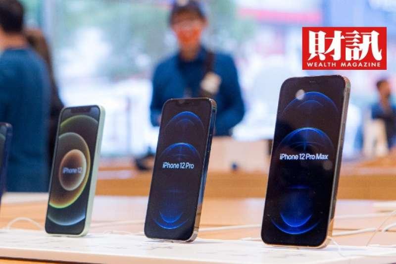 過去一年來,立訊進攻iPhone供應鏈的大動作不斷,今年1月拿下緯創iPhone供應鏈之後,更取得iPhone 13 pro三成訂單,分食鴻海商機。(圖/財訊提供)