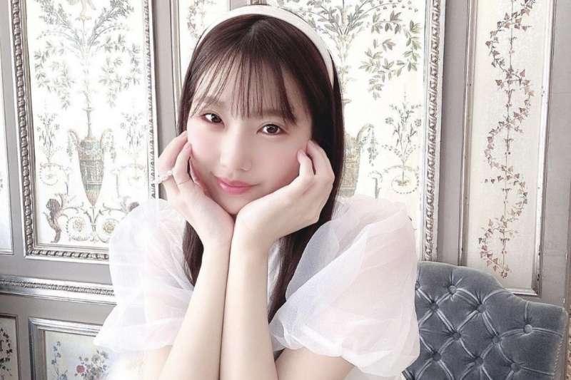 月森世菜 (Seina Tsukimori)五官精緻,是標準的娃娃臉「無害美少女」。(圖/翻攝自IG:@seina.tsukimori)