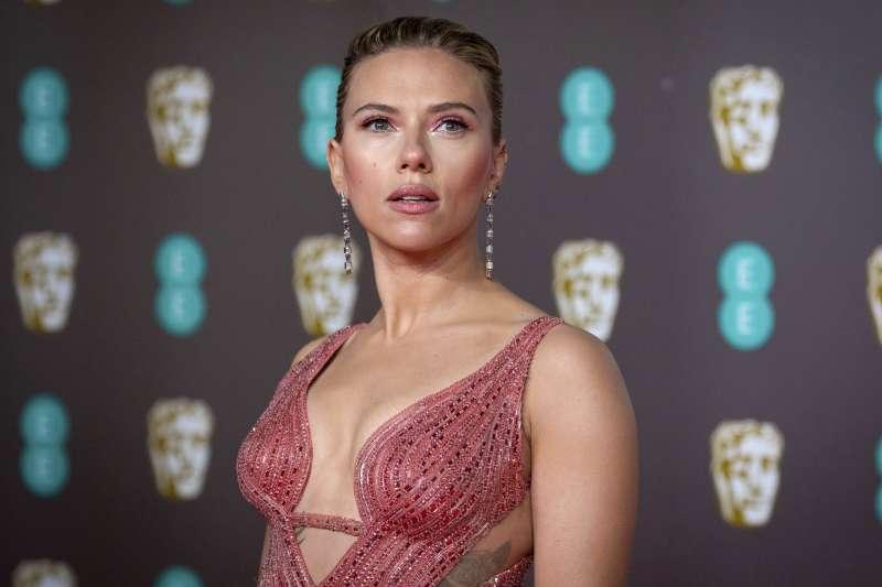 史嘉蕾喬韓森(Scarlett Johansson)(AP)