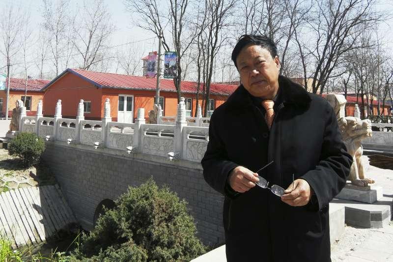 中國企業家孫大午(AP)