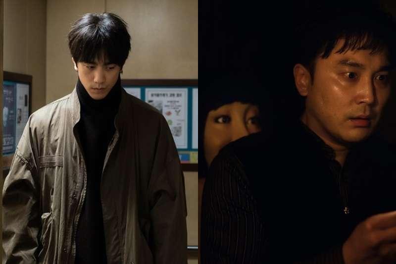 韓國恐怖電影《怪奇大廈》劇情講述盛駿飾演的恐怖網路漫畫作家「智宇」為找尋創作靈感,誤闖凶宅禁地的故事。(圖/少女心文室提供)