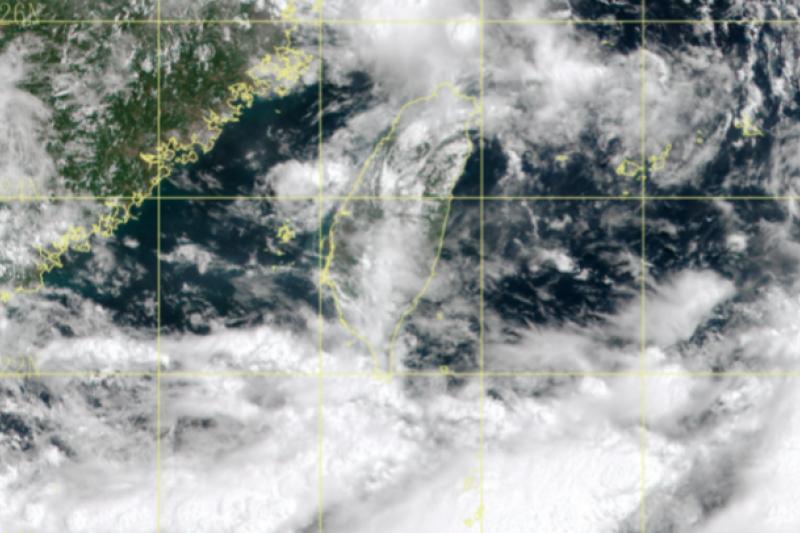 氣象專家吳德榮以「沒完沒了」,形容西南季風帶來的致災性降雨。(取自中央氣象局)