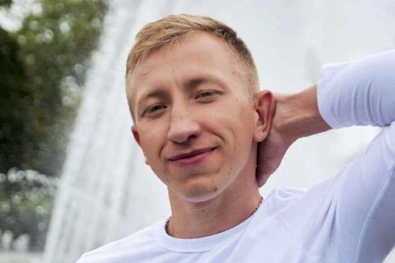 白羅斯反對運動人士席修夫(Vitaly Shishov)(AP)