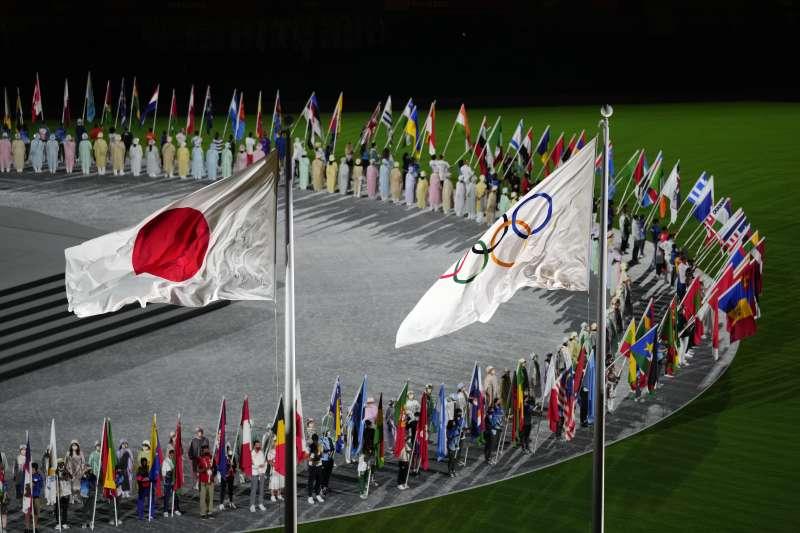 台灣以中華台北名義參加今屆奧運,並獲得台灣史上最多的獎牌數。(資料照,美聯社)