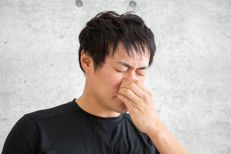 早上起床鼻塞,小心不是過敏那麼簡單而已!(圖/取自photo-ac)