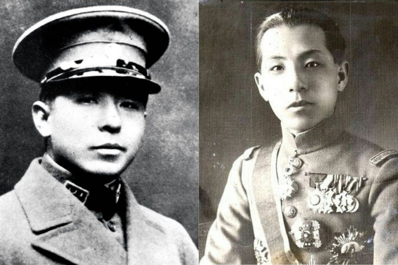 發動西安事變的張學良,在國民黨撤台後被軟禁在新竹,鮮少人知道他被幽禁時的生活。(合成圖/取自Wikipedia)