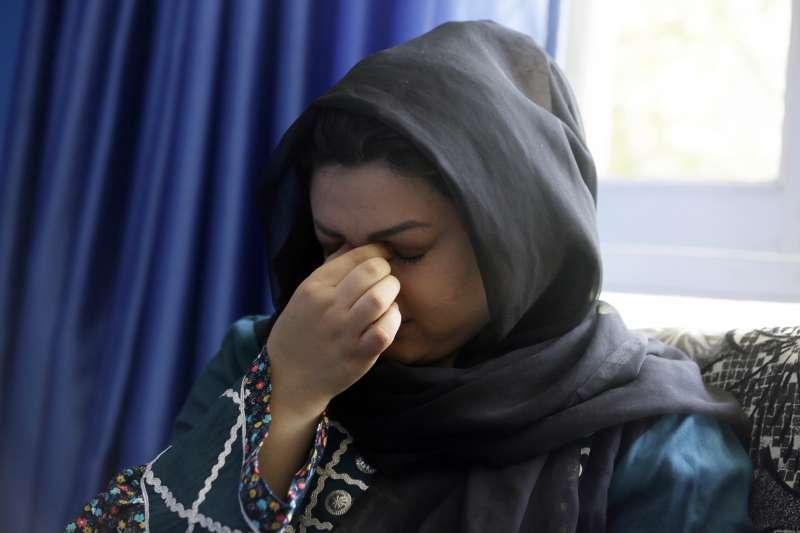 2021年8月,阿富汗游擊隊神學士(Taliban)重掌政權,該國女性憂心忡忡。(示意圖非本人/AP)