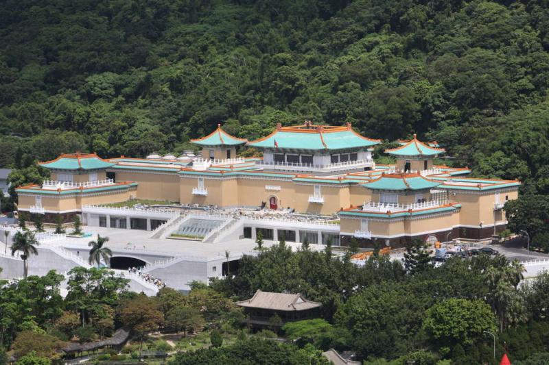 國立故宮博物院北院(圖 / 台北市政府觀光傳播局)