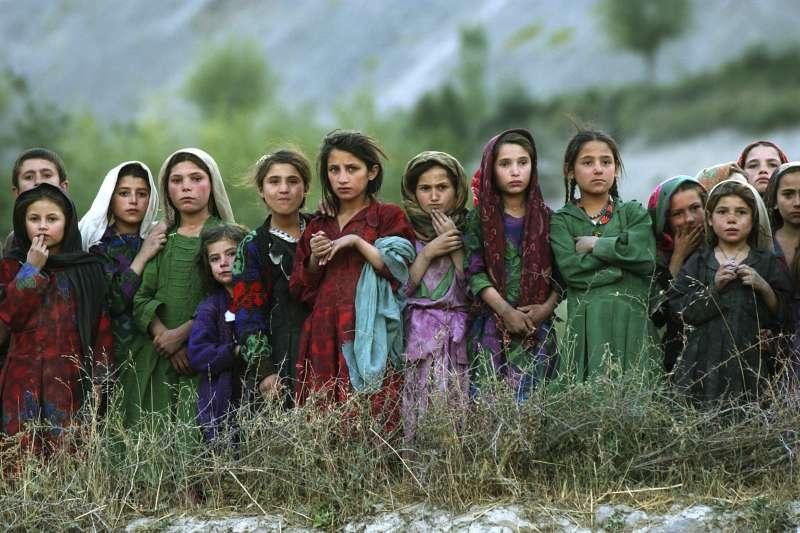 阿富汗,20張照片看盡20年的戰火、悲愴與滄桑(AP)