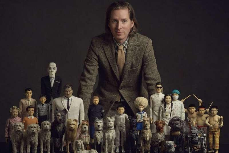天馬行空的怪胎魅力,強烈的個人風格也創造出專屬於Wes Anderson的「魏式美學」(圖/取自IMDb)