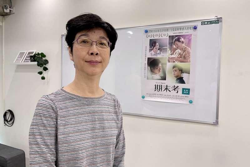 20210823-國片《期末考》導演郭珍弟。(海鵬影業提供)