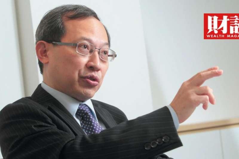 兩岸政策協會理事長、美國華府執業律師譚耀南。(圖/財訊雙週刊)