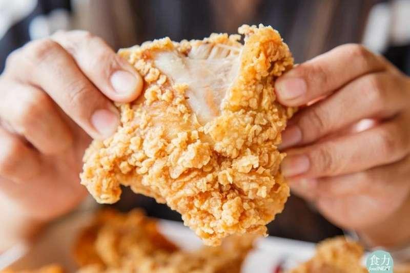 愛吃炸雞到底會不會造成性早熟?(圖/食力foodNEXT提供)