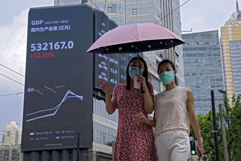 2021年,北京當局倡議「三次分配」、「共同富裕」,可能會為中國經濟與社會帶來劇烈變化(AP)
