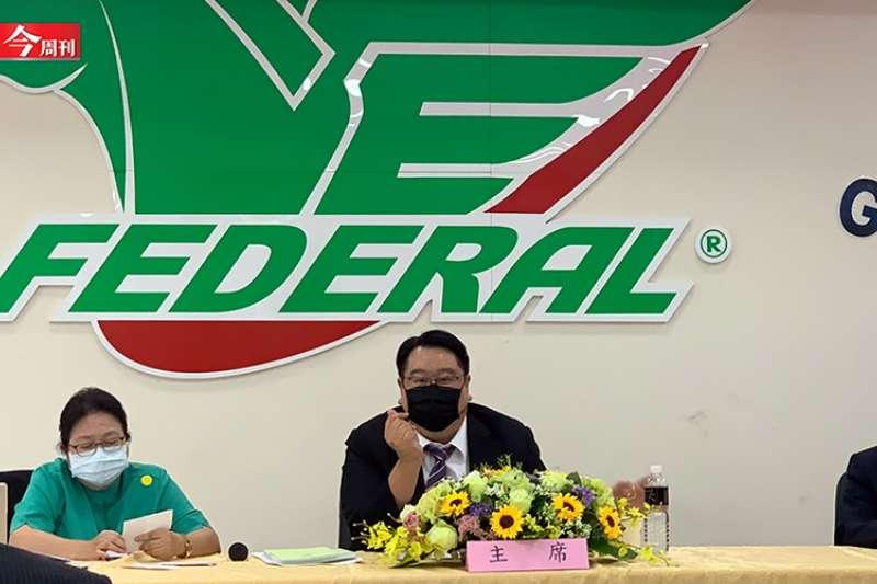 泰豐董事長馬述健面對改選之爭,是家族成立公司三代以來,最大經營挑戰。(圖/今周刊)