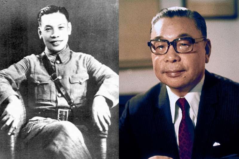 蔣經國在贛南推動新政改革,立下不少輝煌政績,而在贛南當政的時期,也結識了不少影響他大半人生的人物。(合成圖/取自Wikipedia)