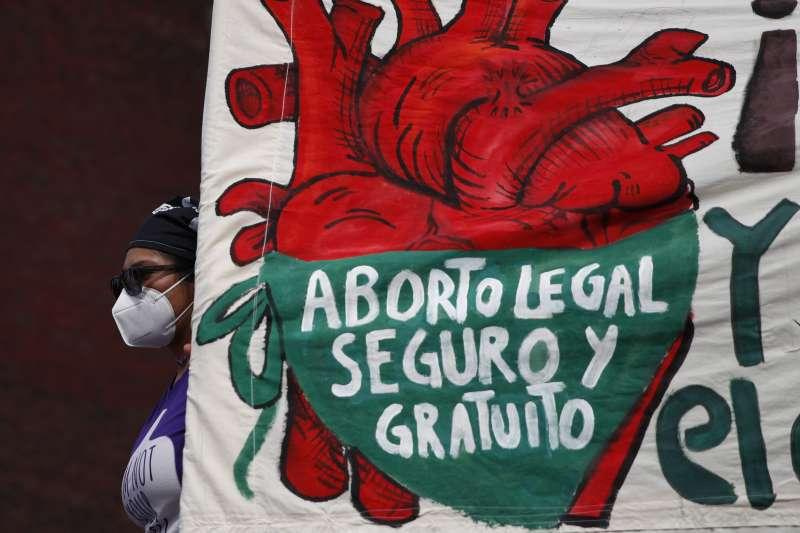 墨西哥最高法院7日裁決墮胎合法化(美聯社)