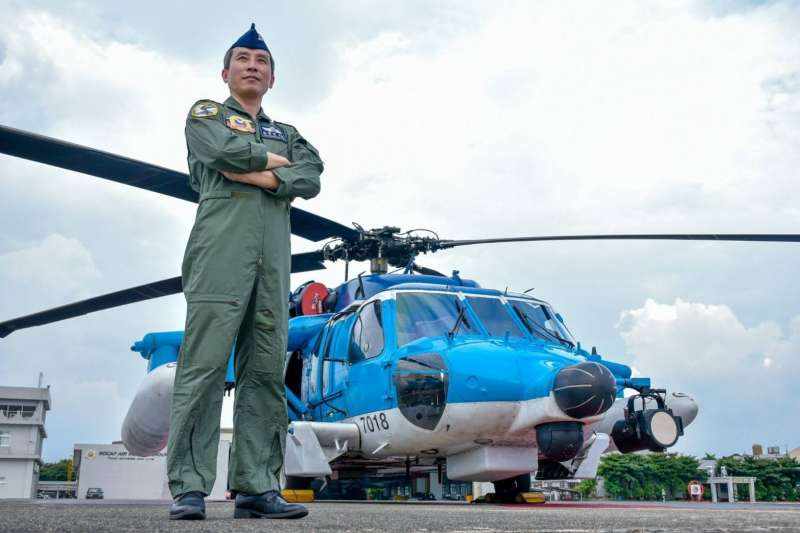 國軍模範團體日前曝光,空軍部分由四聯隊救護隊獲得。(取自中華民國空軍臉書 )