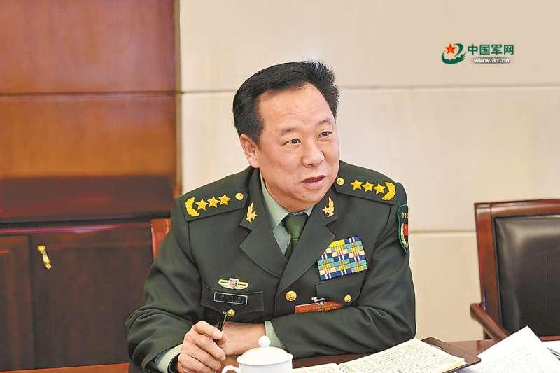 中國共產黨中央軍事委員會聯合參謀部參謀長李作成(取自網路)
