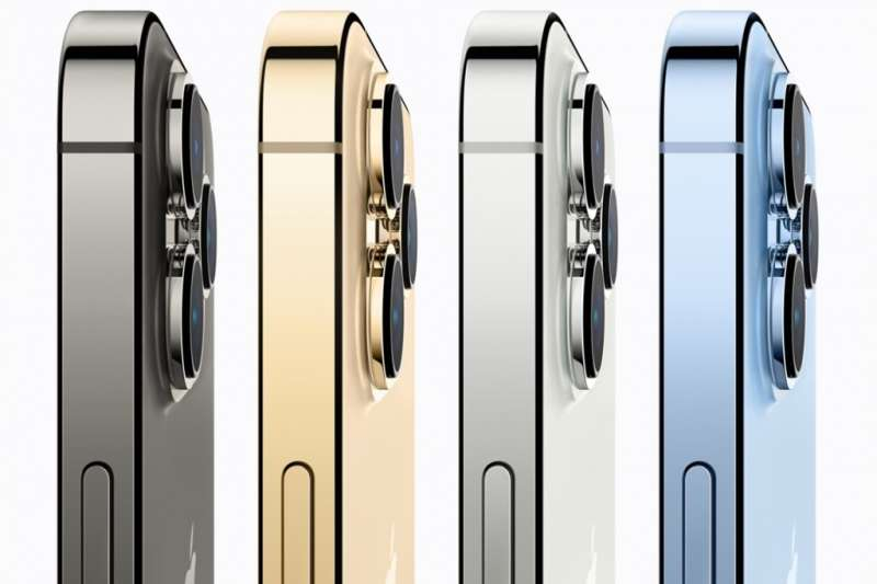 新款iPhone 13正式在14日發表(圖片來源:Apple官網)