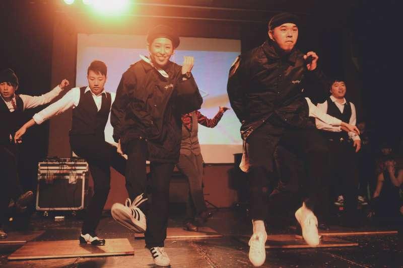 2022新北市鼓藝節甄選入選團隊「踢踏電台舞團」。(圖/踢踏電台舞團提供)