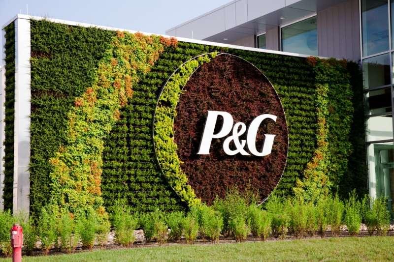 P&G 寶僑家品宣布將於2040年前達成淨零排放。