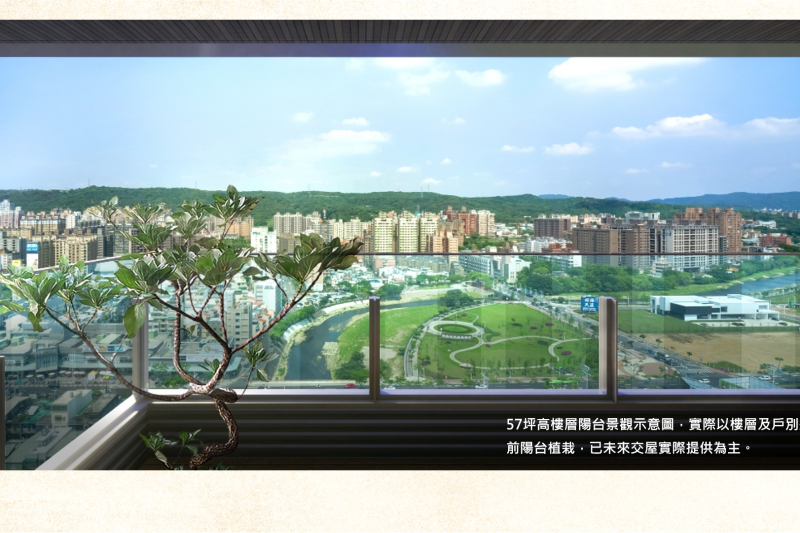 全案外觀、公設、植栽景觀設計,細節處處可見東騰日系建築美感。(圖/富比士地產王)
