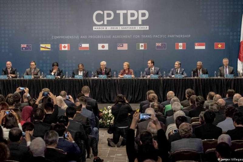 目前CPTPP的簽署國包括澳大利亞、加拿大、智利、日本和紐西蘭等國。(新華社)