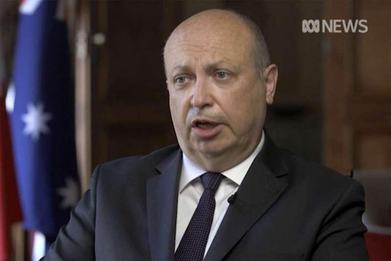 法國駐澳洲大使提博(Jean-Pierre Thebault)(AP)