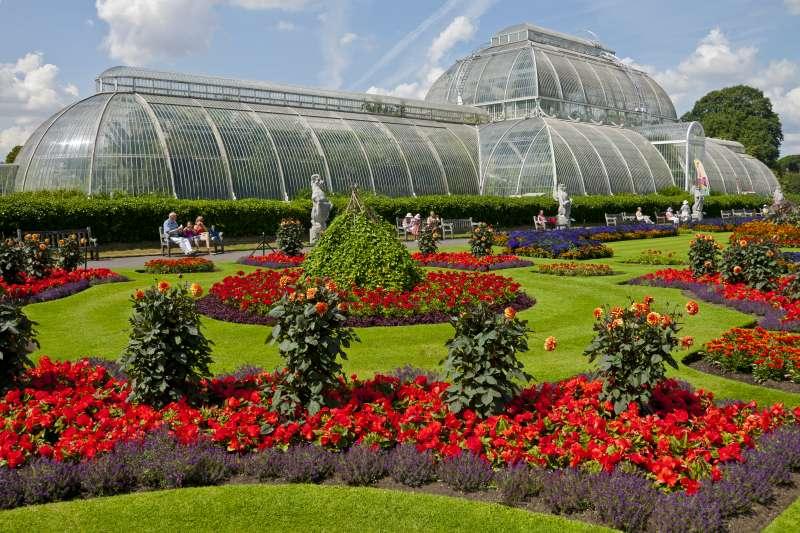 英國倫皇家植物園「邱園」(Kew Gardens)(Daniel Case@Wikipedia / CC BY-SA 3.0)