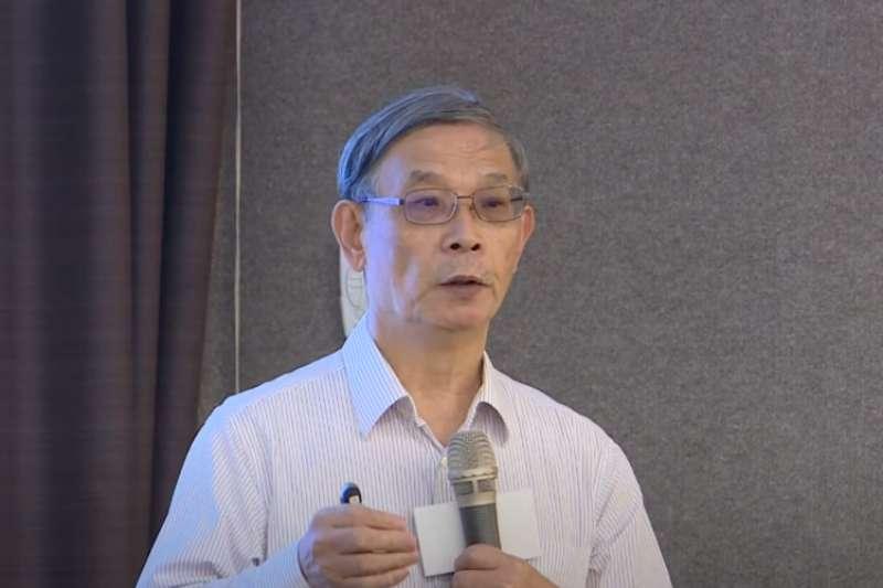 中華民國豆腐商業同業公會聯合會蘇漢城理事長分享美國黃豆的優勢(圖片來源:美國黃豆出口協會)