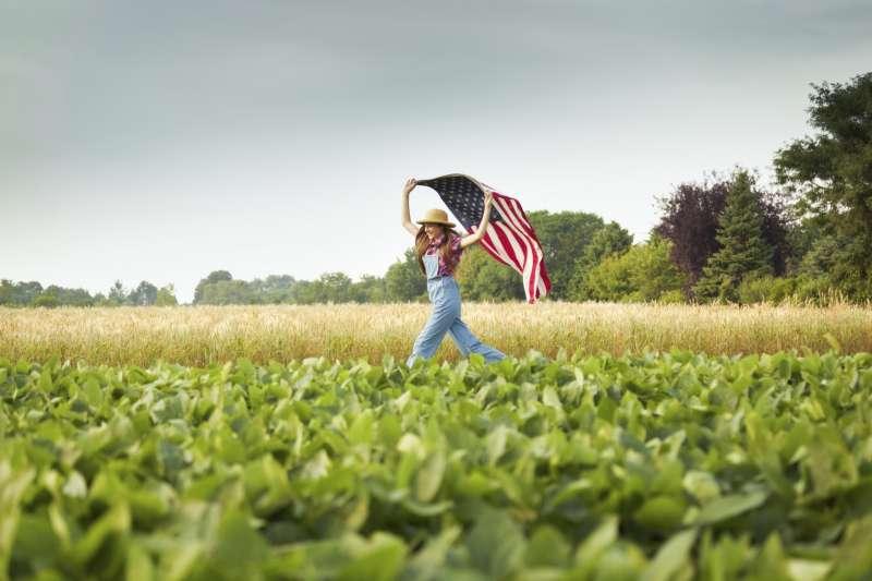 美國黃豆不僅品質優良,同時農民使用永續生產耕作方式,在生產過程兼顧自然資源的保護(圖片來源:美國黃豆出口協會)