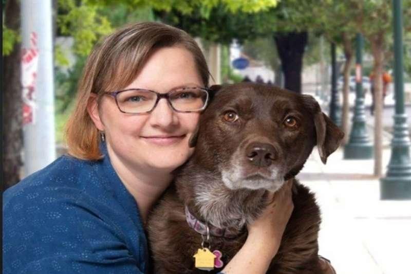 瑞芳動物之家動物舍邀請美國知名動物收容所設計師Heather Lewis協助設計。(圖/新北市動保處提供)