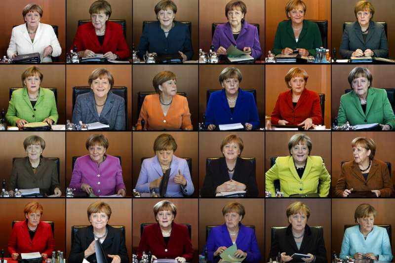 16年來,梅克爾帶領德國走過一次次瓶頸與危機。(AP)