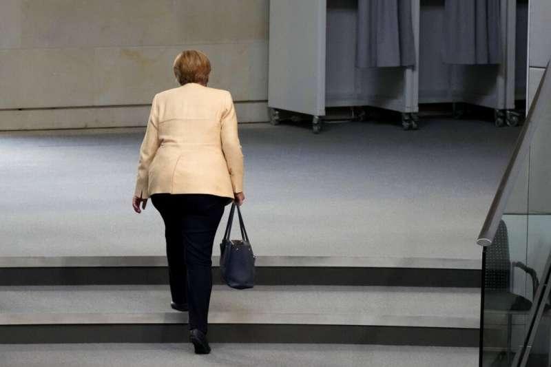 梅克爾告別政壇,德國準備好了嗎?(AP)
