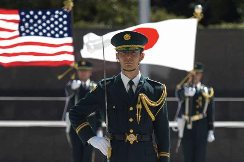 美日軍事同盟被視為印太地區安全的基石。(美國國防部資料照)
