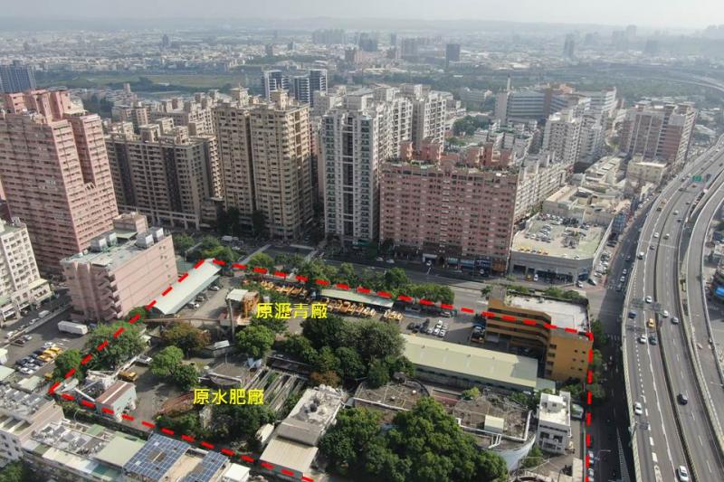 左營機20都市計畫變更案及都市更新計畫,納入社福設施更符合當地公益需求。(圖/高市府都發局提供)