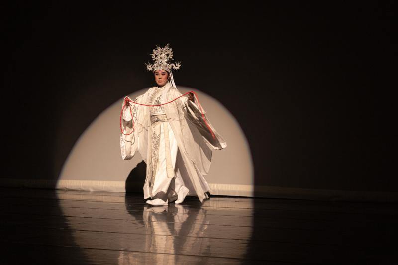 鶯藝歌劇團經典作品重新演繹-月老說姻緣(圖/臺南市政府文化局提供)