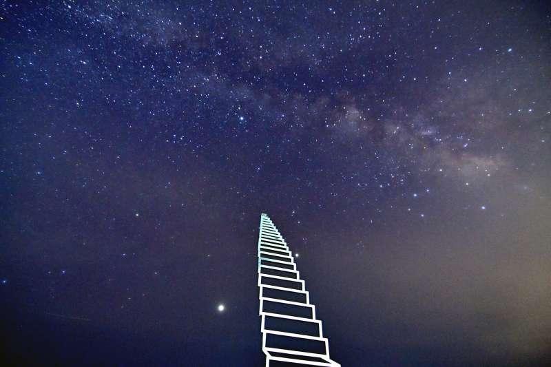 《通往天堂的階梯》。(圖/台東縣政府提供)