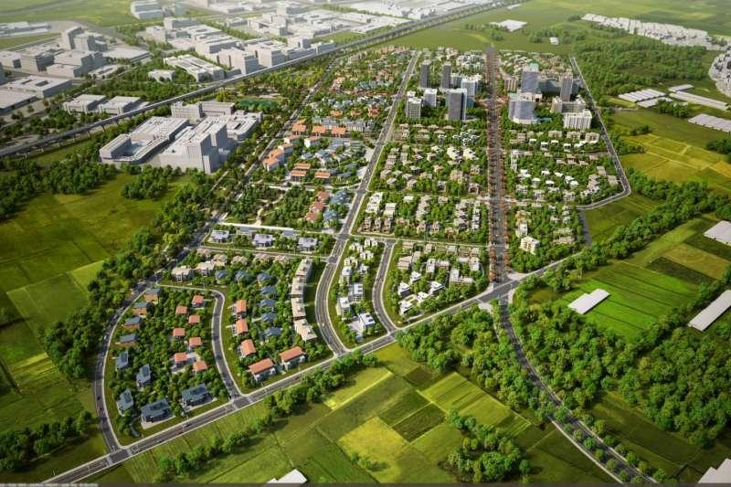 南市府期望以軟性人文景觀概念打造硬體的公共設施,使發展與保育共存並永續發展。(圖/南市府提供)