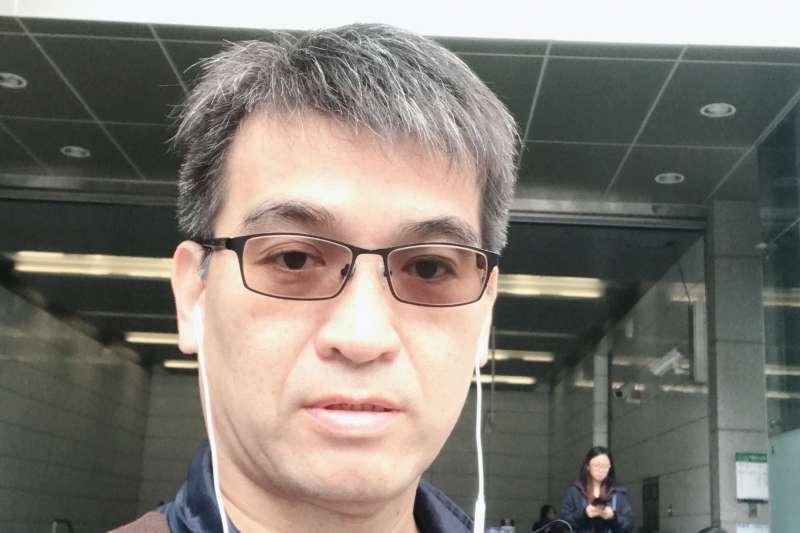 20210925-中華電信越南子公司前總經理張勝雄。(張勝雄提供)