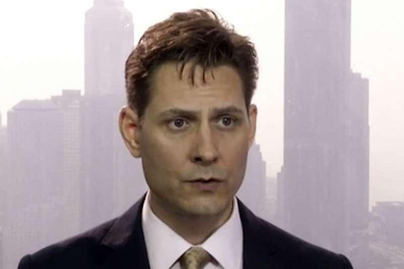 2018年遭中國以莫須有罪名逮捕、起訴的加拿大公民康明凱(Michael Kovrig)(AP)