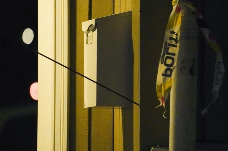 2021年10月13日,挪威小城康斯伯格(Kongsberg)發生弓箭手殺人慘案,這是凶手射出的箭(AP)