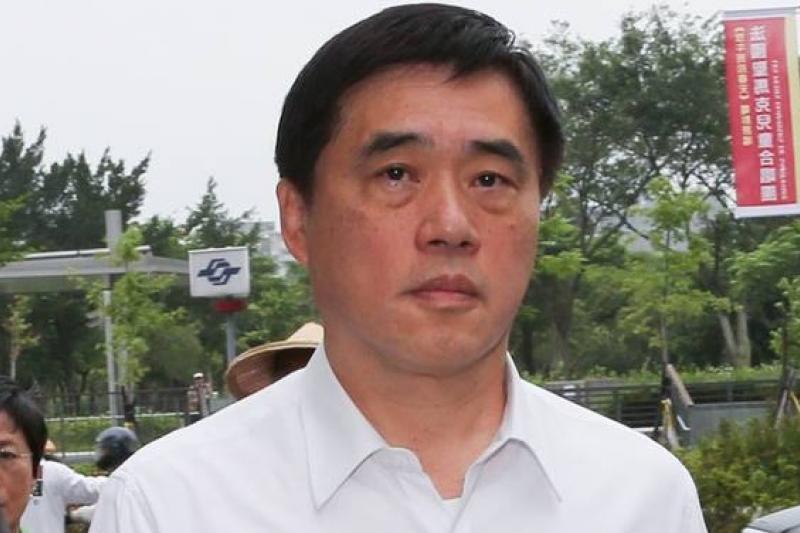 針對8歲女童活活餓死案,台北市長郝龍斌表明一定嚴懲。(資料照片,余志偉攝)