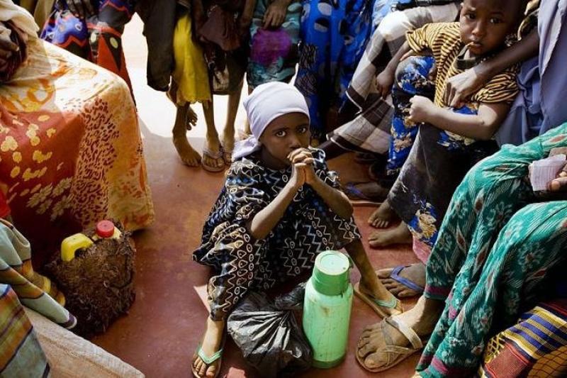 肯亞的反恐行動矯枉過正,濫捕的結果反倒使達達布難民營的人數大增(取自網路)