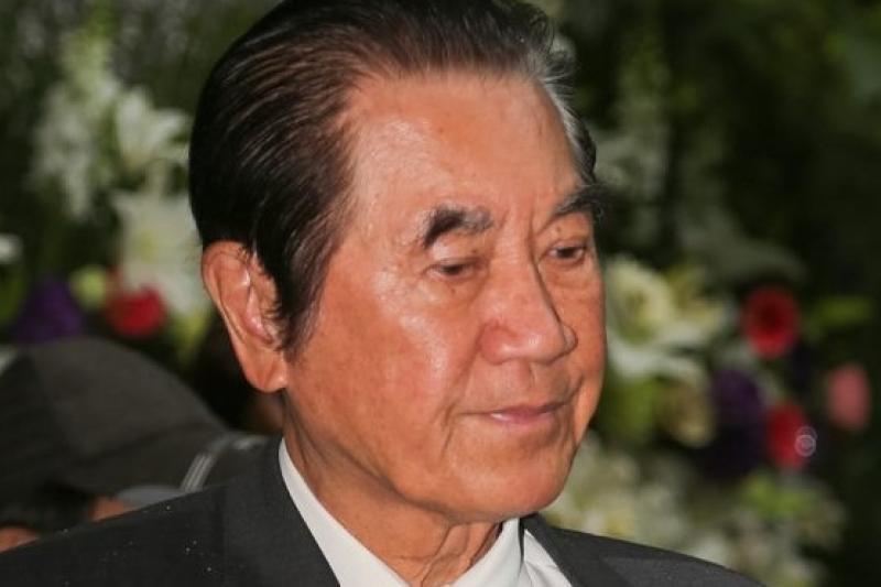 民進黨立委陳唐山9日總質詢時,再要求應釋放前總統陳水扁,以免扁病情持續惡化。(資料照片,余志偉攝)
