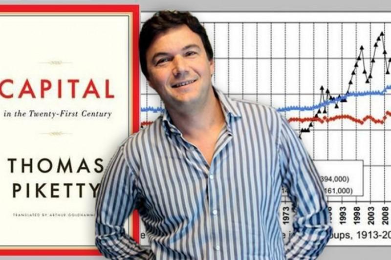 皮凱提親自撰寫4400長文駁斥《金融時報》批評。(風傳媒)